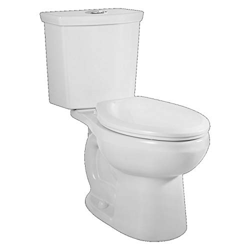 American Standard 2887.216.020 H2 Option 2-Piece Dual Flush Elongated Toilet