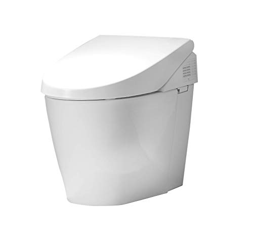 TOTO MS982CUMG#01 Neorest 550H with Ewater+ Disinfection System, White