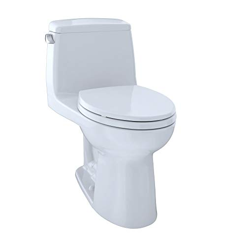 TOTO MS854114ELG#01 Eco Ultramax ADA Elongated One Piece Toilet
