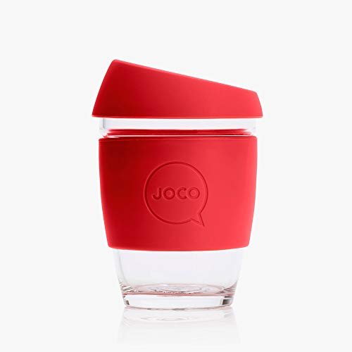 12oz Red Reusable Cup