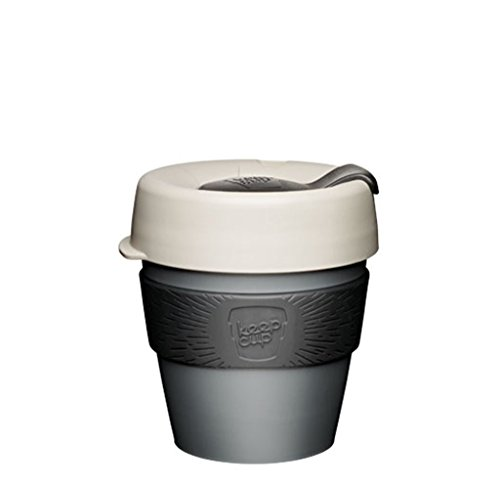 KeepCup 8oz Reusable Coffee Cup. Lightweight BPA BPS-Free Plastic & Non-Slip...