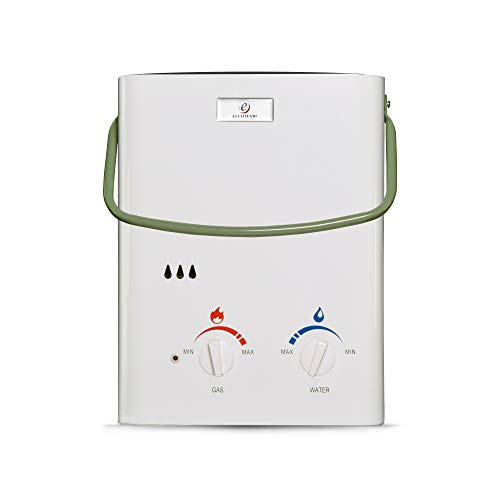 Eccotemp L5 portable tankless water heater shower