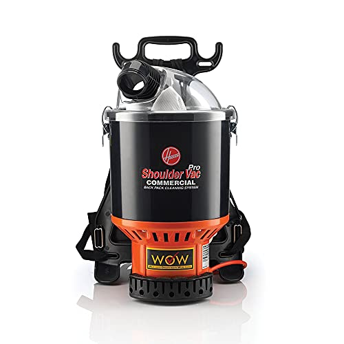 Hoover Commercial Lightweight Backpack Vacuum