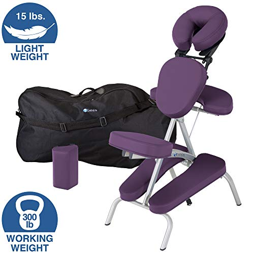 EARTHLITE Portable Massage Chair Package VORTEX - Portable, Compact