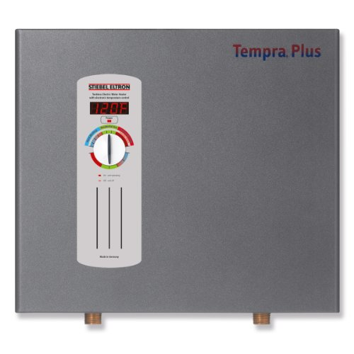 Stiebel Eltron 224199 240V, 1 Phase, 50/60 Hz, 24 kW Tempra 24 Plus Whole