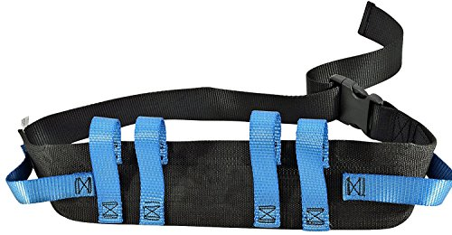 Gait Belt with Handles and Quick Release Plastic Buckle - Transfer Belts