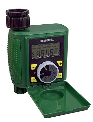 Instapark PWT-07 Outdoor Waterproof Digital Programmable Single Outlet