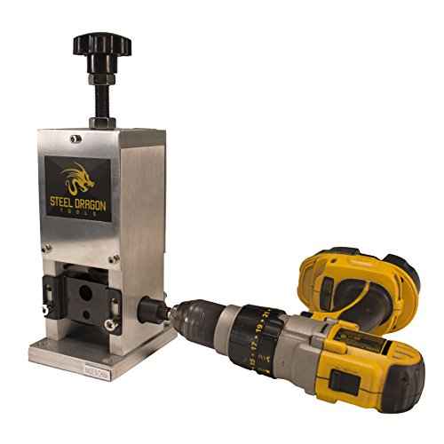 Steel Dragon Tools WRA15 Benchtop Automatic Wire Stripping Machine
