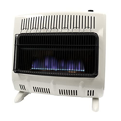 Mr. Heater Corporation F299730 Heater, One Size, White and Black
