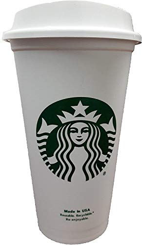 Starbucks Reusable Travel Coffee Cup To Go , 16 Ounce Grande