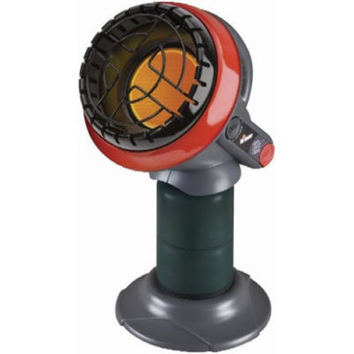 Mr. Heater F215100 MH4B Little Buddy 3800-BTU Indoor Safe Propane Heater