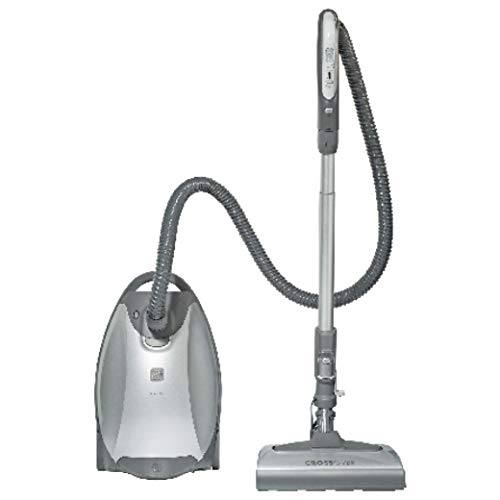 Kenmore Elite 21814 Pet-Friendly Cross over Lightweight Bagged HEPA Canister Vacuum
