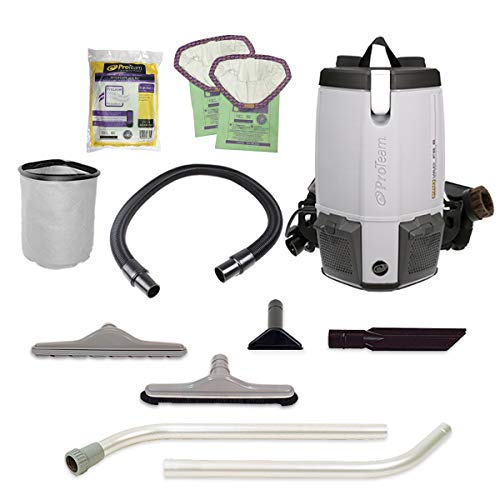 ProVac FS 6 Commercial Backpack Vacuum