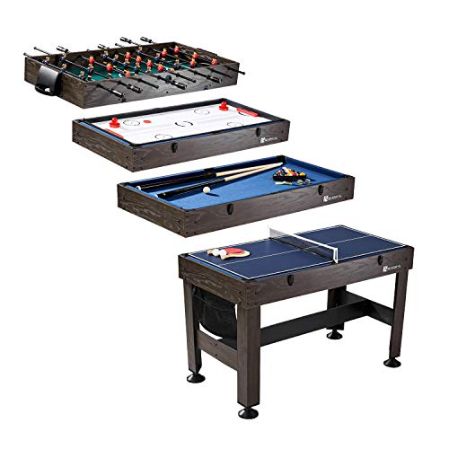 MD Sports Multi-Game Combination Table Set