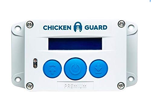 ChickenGuard 'Premium' Automatic Chicken Coop Pop Door Opener