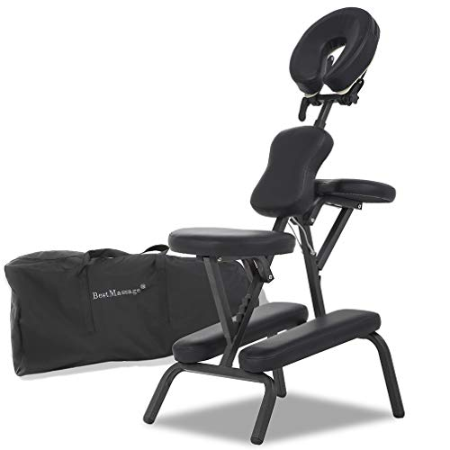 Master Massage Professional Lightweight, Portable Chair BLUE