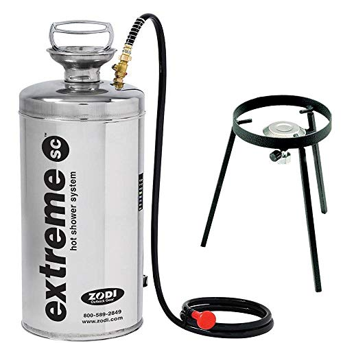 ZODI Outback Gear Extreme SC Hot Shower