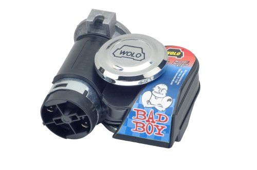 Wolo 419 bad Boy air horn 12 volt