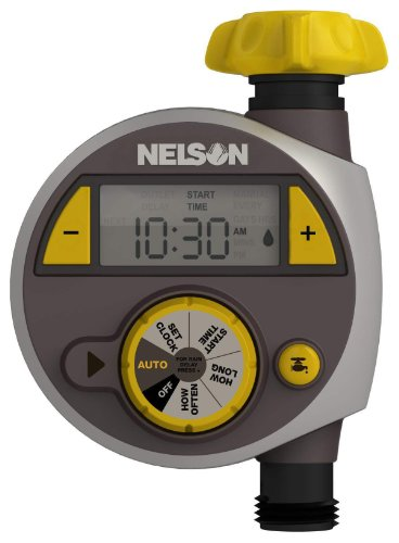 Nelson 56607 Timer with LCD Screen, Large