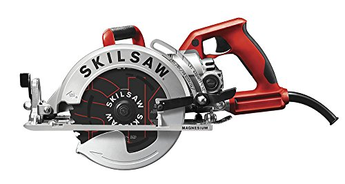 SKILSAW SPT77WML-01 15Anp 7-1/4- Inch Lightweight Worm Drive Circular Saw