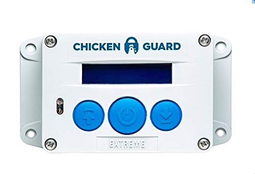 ChickenGuard 'Extreme' Automatic Chicken Coop Pop Door Opener