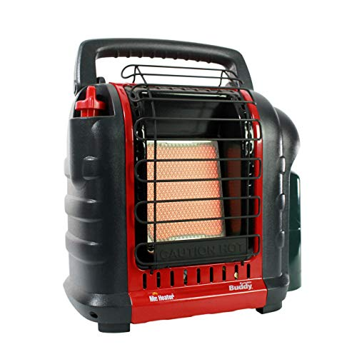 Mr. Heater F232000 MH9BX Buddy Indoor-Safe Portable Propane Radiant Heater