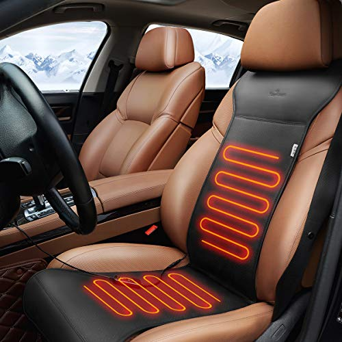 KINGLETING Heated Seat Cushion with Intelligent Temperature