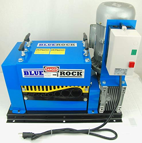 Model WS-212 wire stripping machine, copper stripper by Bluerock tools