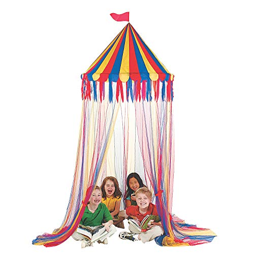Fun Express - Big Top Canopy Tent - Educational - Educational Furniture - Misc