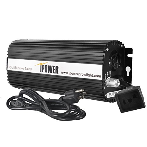 IPOWER GLBST1000D Horticulture Digital Dimmable Electronic Ballast