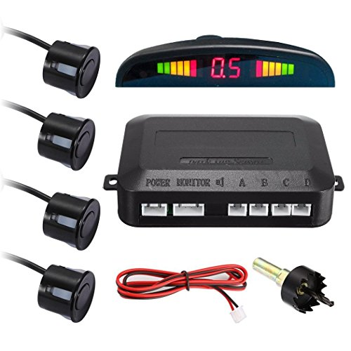 XD-066 LED Display Car Reverse Backup Radar