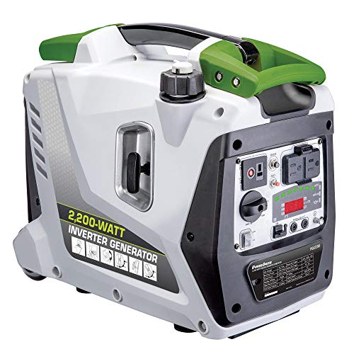 POWERSMITHPGA2200 Watt 1 Gallon Gas Powered Inverter Generator