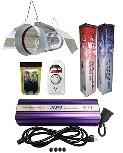 SPL Horticulture STCHK 1000 Hydroponic With 400w Grow Light