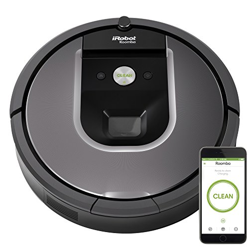 iRobot Roomba 960 Robot Vacuum- Wi-Fi Connected Mapping