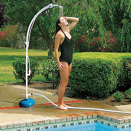 Poolmaster 52508 Portable Outdoor Pool Shower