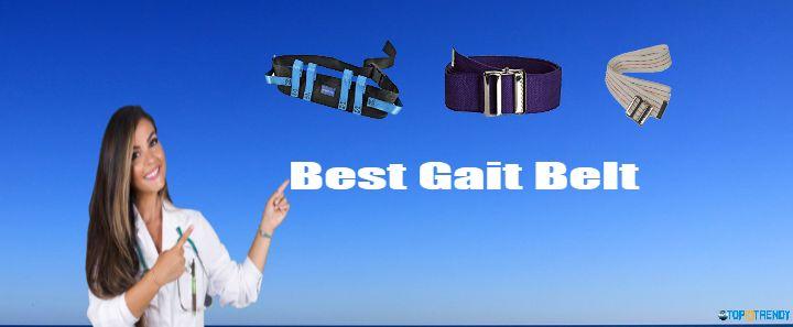 Best Gait Belt
