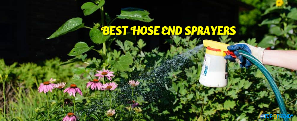 Best Hose End Sprayers