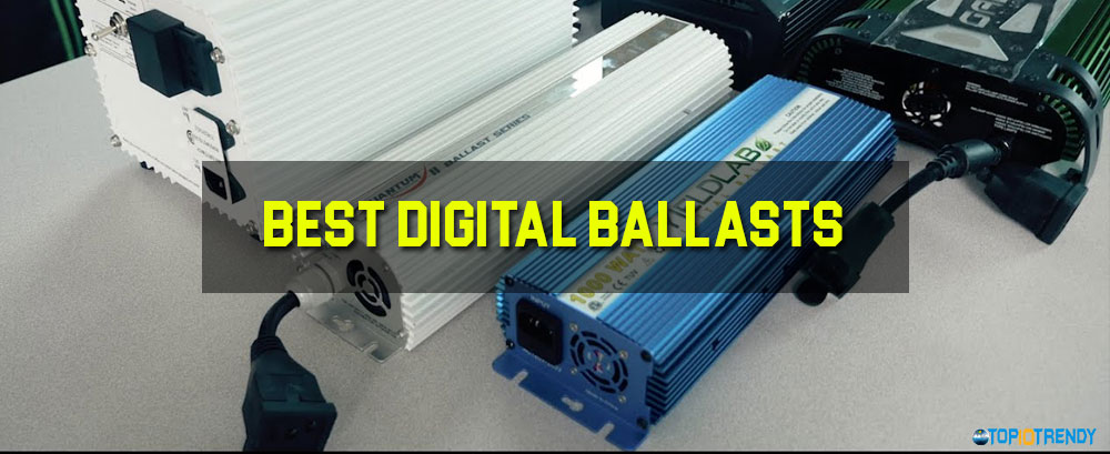 Best Digital Ballasts