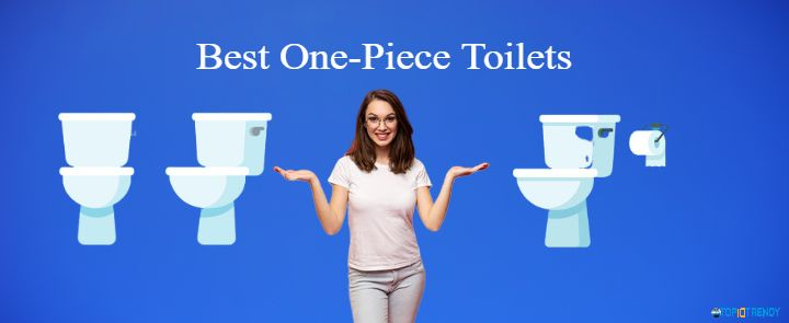 Best one- piece toilets