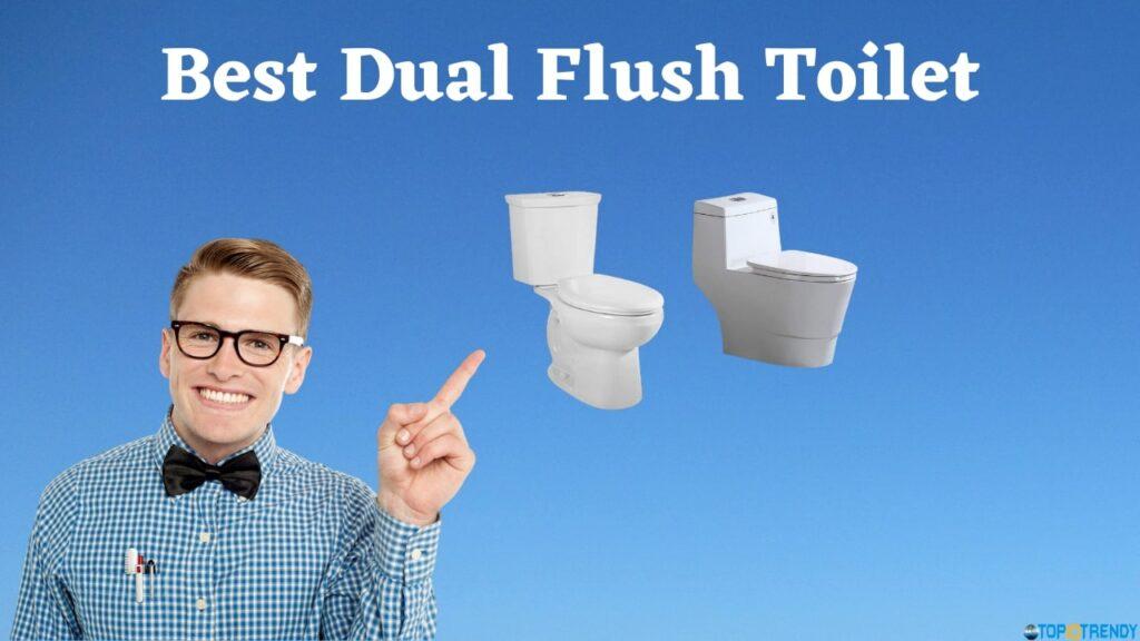 Best Dual Flush Toilet